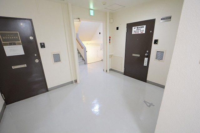 チサンマンション原宿 内廊下・同フロア歯医者さん有