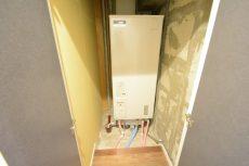 上野毛リッツハウス 電気温水器