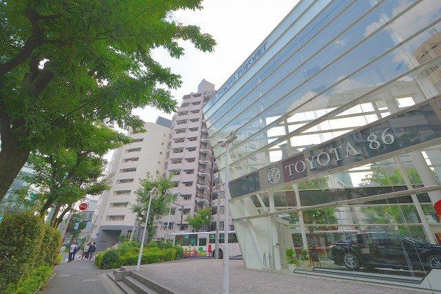 ライオンズマンション渋谷第2 外観