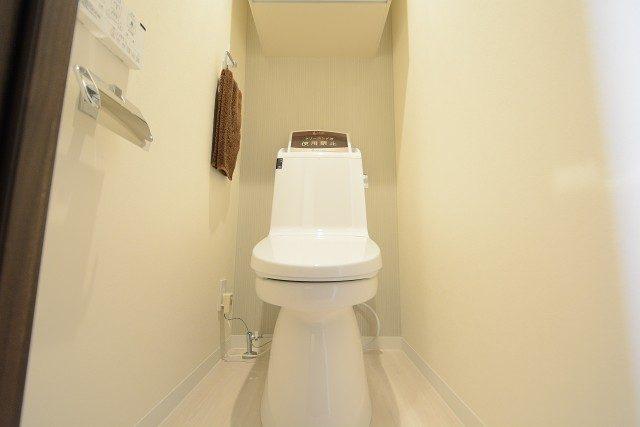 ライオンズマンション中目黒 トイレ