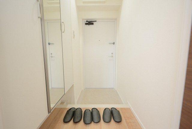 セブンスターマンション第二青葉台 玄関