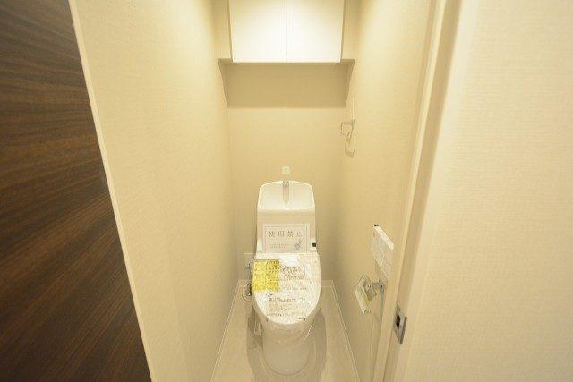 エクセル柿の木坂 トイレ