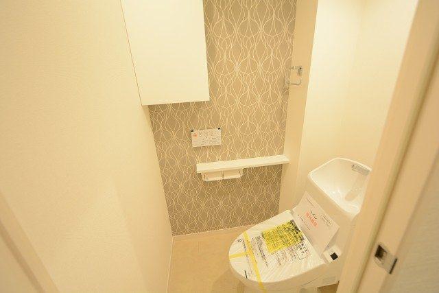 上野毛リッツハウス トイレ