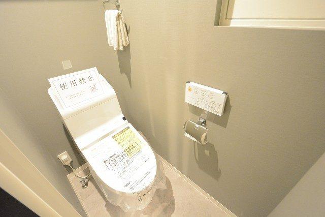 ニュー池尻マンション トイレ