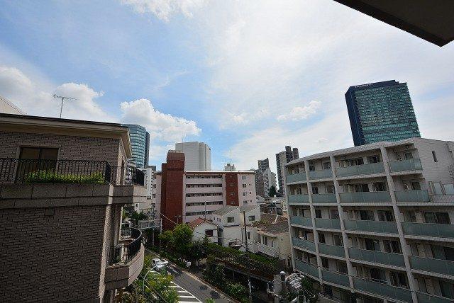 目黒青葉台グランドハイツ 洋室①