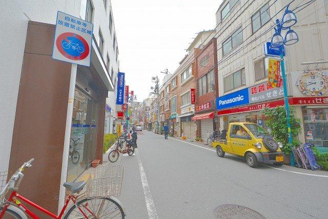池尻大橋駅前商店街