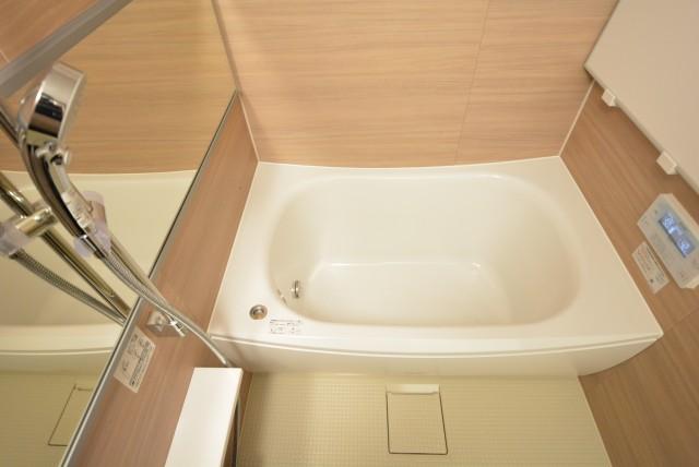 上野毛リッツハウスA棟 浴室