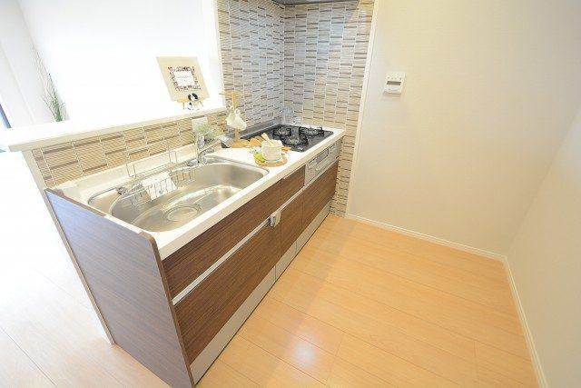 セザールリバーサイド上野毛 キッチン