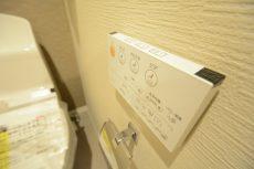 セザールリバーサイド上野毛 トイレ