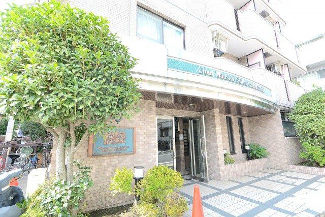 ライオンズマンション渋谷本町 エントランス