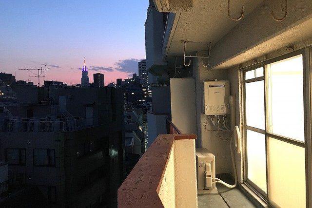 四谷コーエイマンション (82)バルコニー