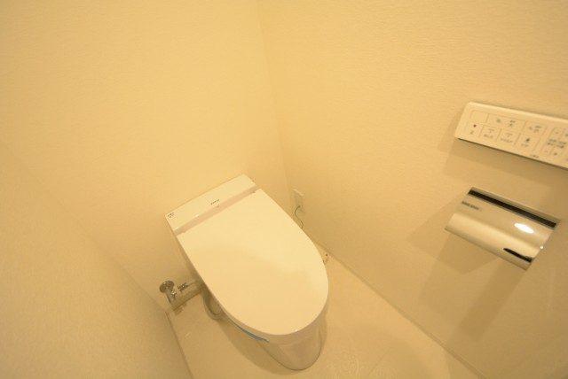 秀和目黒レジデンス トイレ