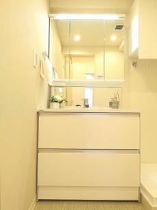 デボスハイツ 洗面化粧台
