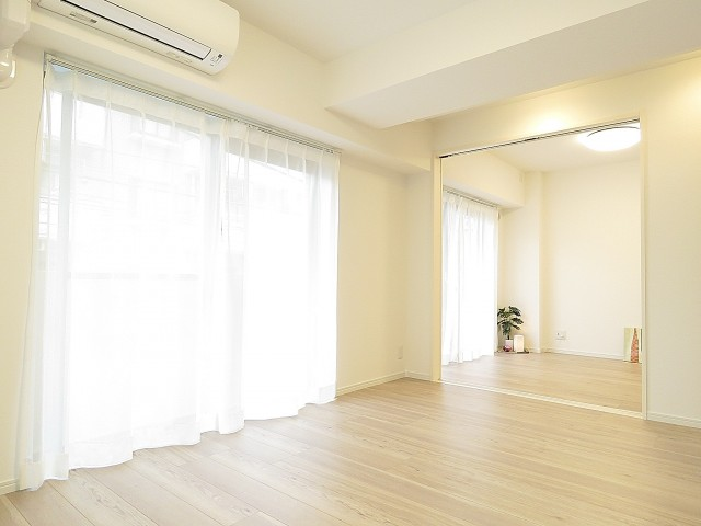 ライオンズシティ渋谷本町 DK+洋室