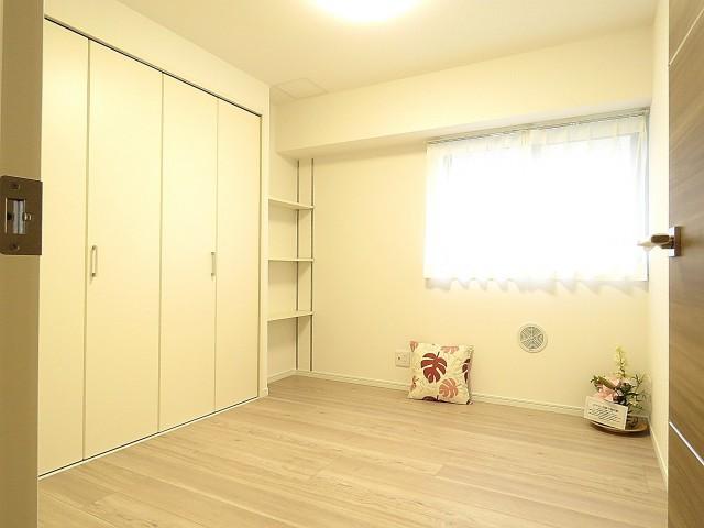 ライオンズシティ渋谷本町 洋室約4.8帖
