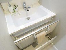 ライオンズシティ渋谷本町 洗面化粧台