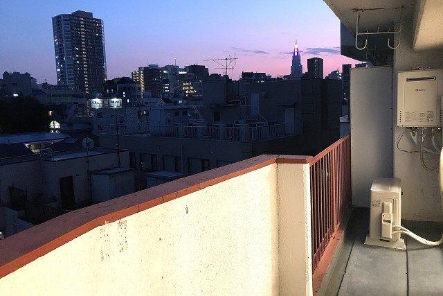 四谷コーエイマンション (76)バルコニー