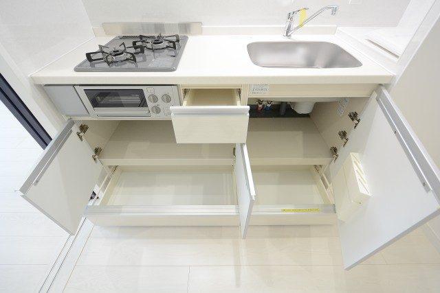 四谷コーエイマンション キッチン