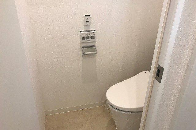マンション市ヶ谷 (88)トイレ
