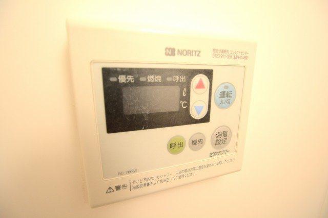 パラッツォ赤坂 シャワー (3)