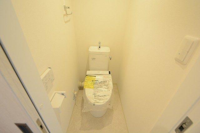 柿の木坂パレス トイレ