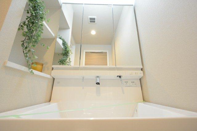 桜丘フラワーマンション 洗面