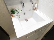 用賀コーポラス 洗面化粧台