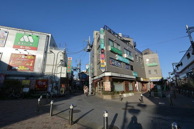 千歳船橋駅周辺