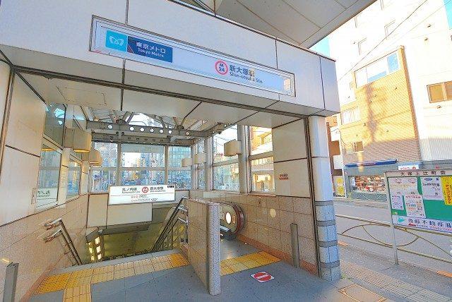新大塚駅周辺