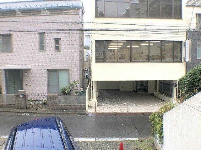 エル・アルカサル渋谷 バルコニー