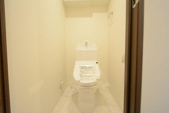ラインズマンション根岸東 トイレ