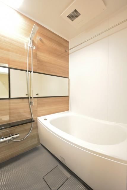 マンション池上 浴室