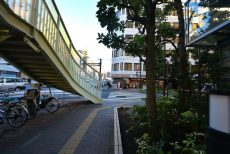 新富町駅周辺