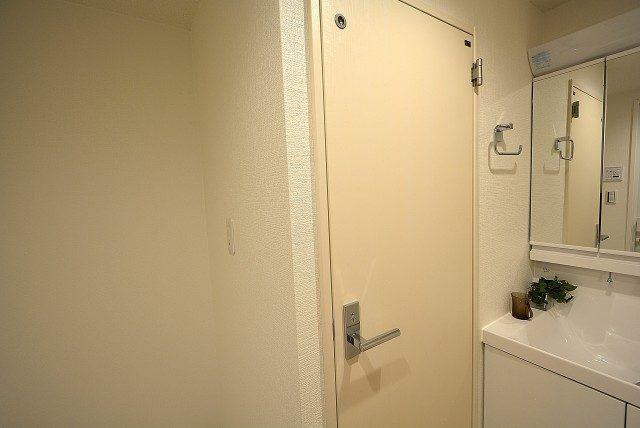 コスモ上馬 トイレ