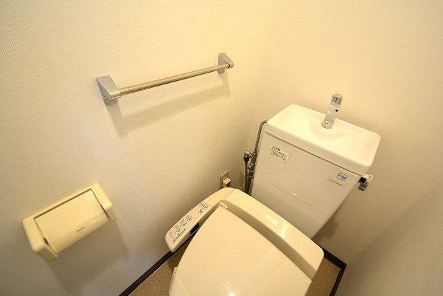 セントヒルズ三軒茶屋トイレ