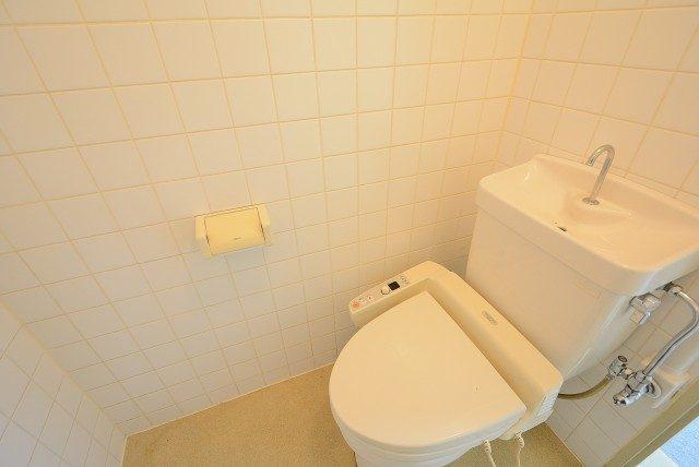 エグゼクティブ渋谷 トイレ