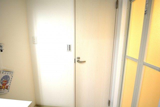常盤松葵マンション トイレ