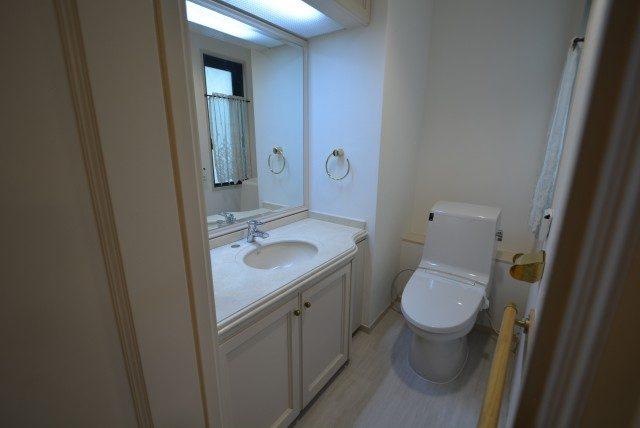 ソフィア高輪 トイレ