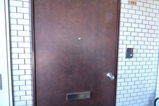 セントヒルズ三軒茶屋 玄関