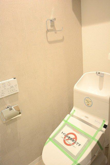 ニューハイム池上 トイレ