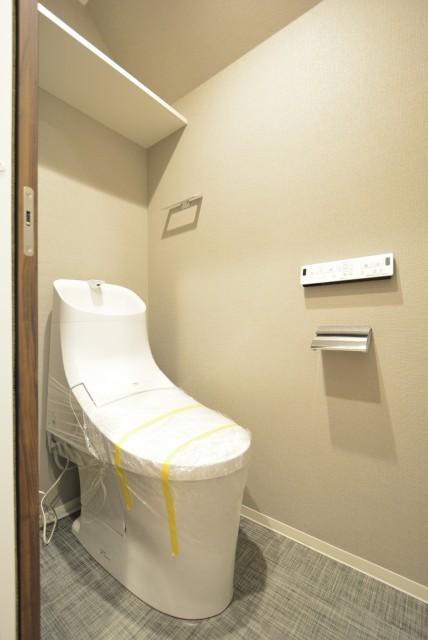 マンション池上 (37)トイレ