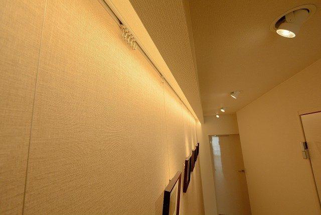 上高井戸第二ハイホーム 廊下