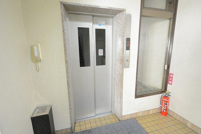 上高井戸第二ハイホーム エントランス