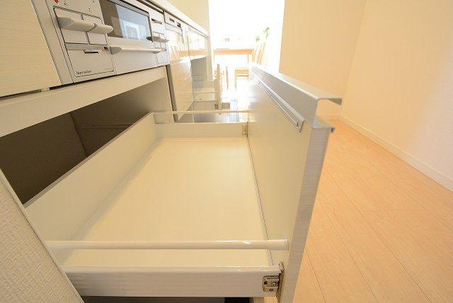 上高井戸ヒミコマンション キッチン