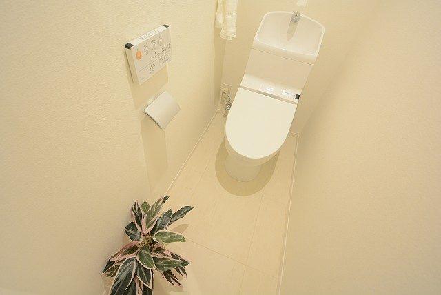 大森海岸パークハウス (83)トイレ