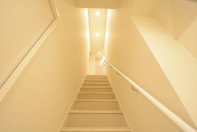 上高井戸第二ハイホーム 階段