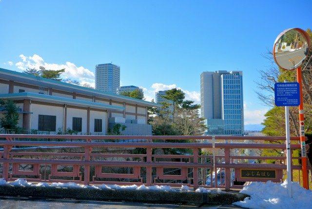 上野毛駅周辺 線路