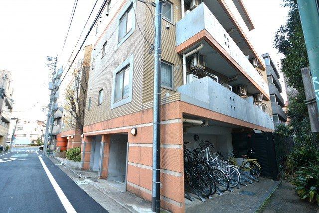 カーサフェリス松濤 エントランス