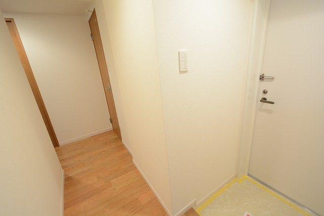グランベル上野の杜 玄関