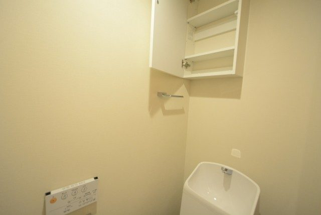 グランドメゾン目黒南 トイレ